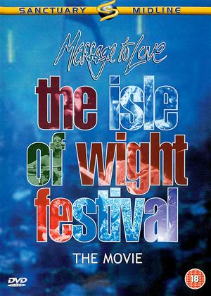 Isle of Wight Festival: Message to Love Online DVD Rental