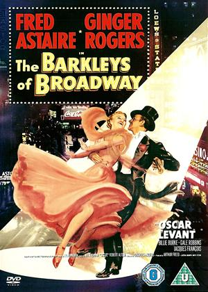 Rent The Barkleys of Broadway Online DVD Rental