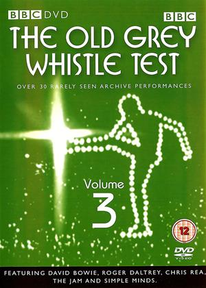 Rent The Old Grey Whistle Test: Vol.3 Online DVD Rental