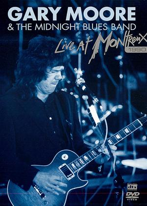 Rent Gary Moore: Live at Montreux 1990 Online DVD Rental