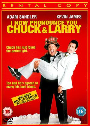 I Now Pronounce You Chuck and Larry Online DVD Rental