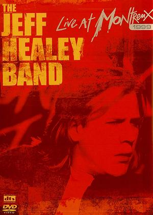 Jeff Healey: Live in Montreux Online DVD Rental