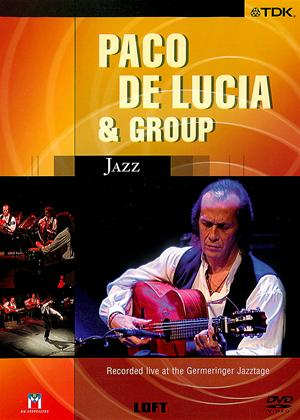 Paco De Lucia and Group Online DVD Rental