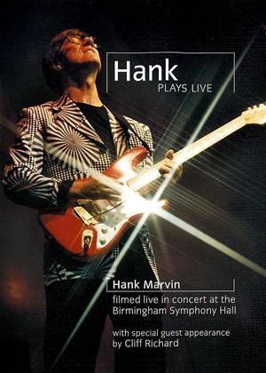 Hank Marvin: Hank Plays Live Online DVD Rental