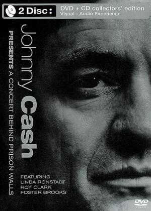 Johnny Cash: A Concert Behind Prison Walls Online DVD Rental