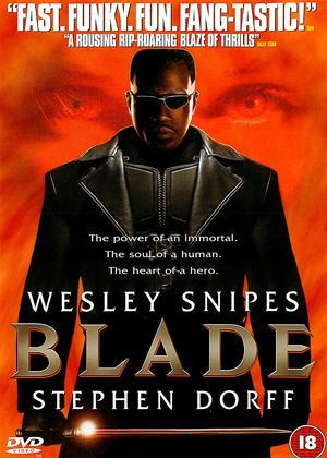 Blade Online DVD Rental
