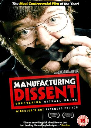 Manufacturing Dissent: Uncovering Michael Moore Online DVD Rental