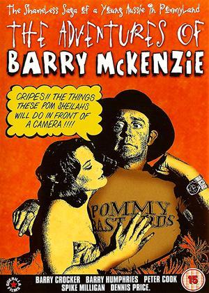 Rent The Adventures of Barry McKenzie Online DVD Rental