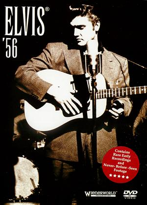 Rent Elvis Presley: Elvis 56 Online DVD Rental