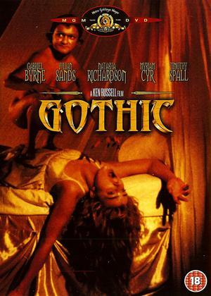 Gothic Online DVD Rental