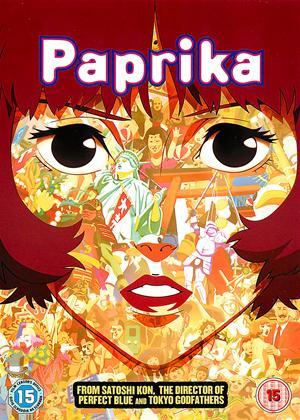 Paprika Online DVD Rental