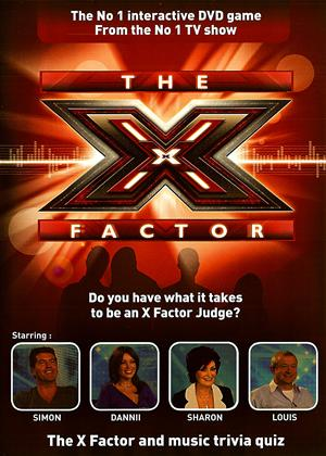 X Factor Interactive Online DVD Rental