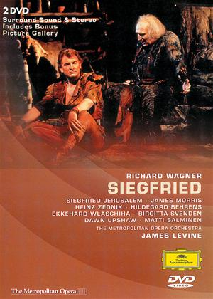Wagner: Siegfried: The Metropolitan Opera Online DVD Rental