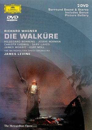 Wagner: Die Walkure: Metropolitan Opera Online DVD Rental