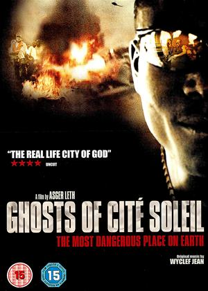 Rent Ghosts of Cite Soleil Online DVD Rental