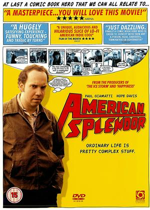 Rent American Splendor Online DVD Rental