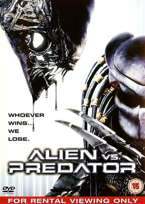 Alien vs. Predator Online DVD Rental