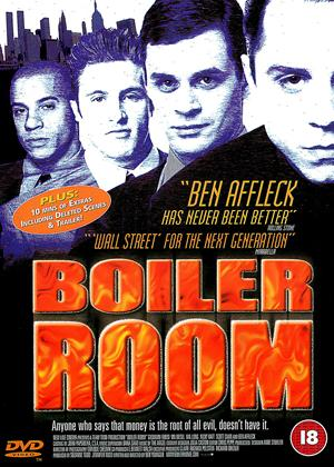Rent Boiler Room Online DVD Rental