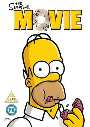 The Simpsons Movie Online DVD Rental