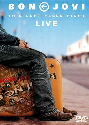 Bon Jovi: This Left Feels Right Online DVD Rental