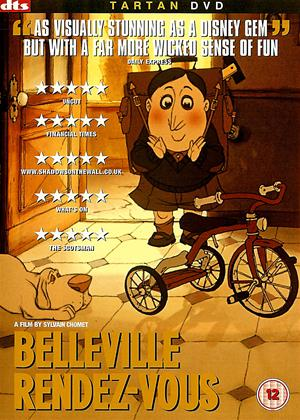 The Triplets of Belleville Online DVD Rental