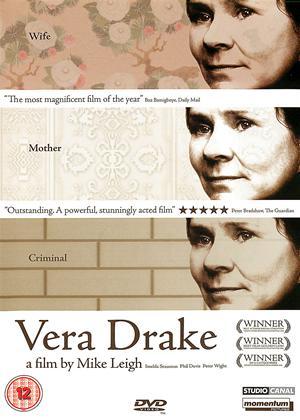 Vera Drake Online DVD Rental