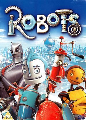 Robots Online DVD Rental