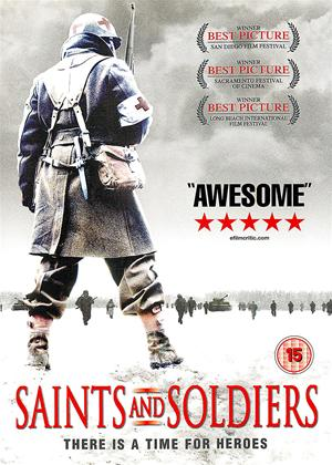 Saints and Soldiers Online DVD Rental
