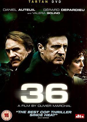 36 Online DVD Rental