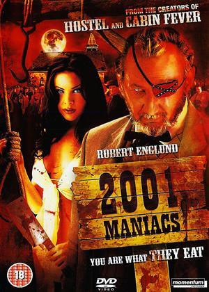 2001 Maniacs Online DVD Rental