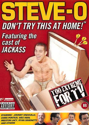 Rent Steve-O: Don't Try This at Home! Online DVD Rental