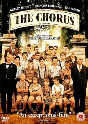 Rent The Chorus (aka Les Choristes) Online DVD Rental