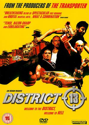 District 13 Online DVD Rental