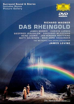 Wagner: Das Rheingold: Metropolitan Opera Orchestra Online DVD Rental