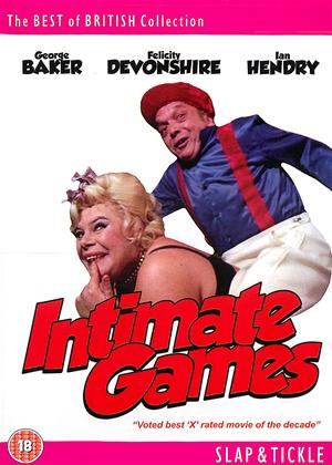 Rent Intimate Games Online DVD Rental