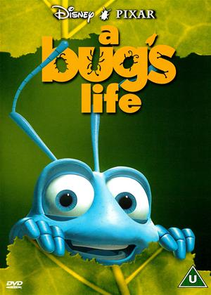 A Bug's Life Online DVD Rental