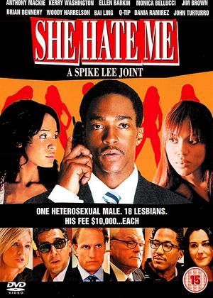 She Hate Me Online DVD Rental