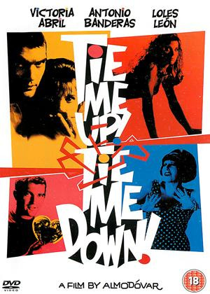 Rent Tie Me Up! Tie Me Down! (aka Atame!) Online DVD Rental