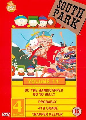 Rent South Park: Vol.14 Online DVD Rental