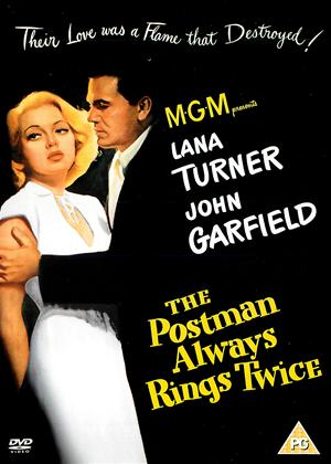 Rent The Postman Always Rings Twice Online DVD Rental