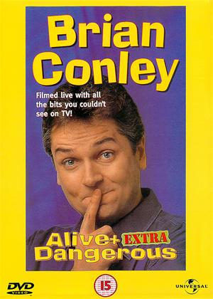 Brian Conley: Alive and Extra Dangerous Online DVD Rental