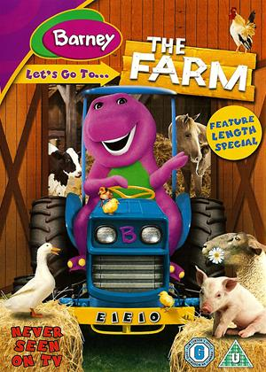 Rent Barney: Let's Go to the Farm Online DVD Rental