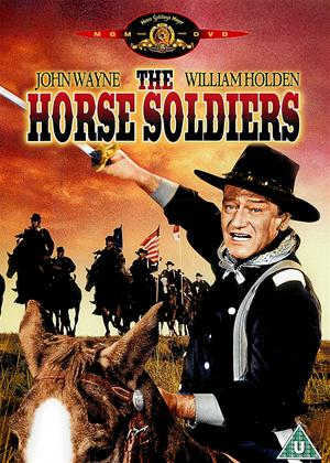 The Horse Soldiers Online DVD Rental