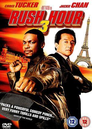 Rush Hour 3 Online DVD Rental