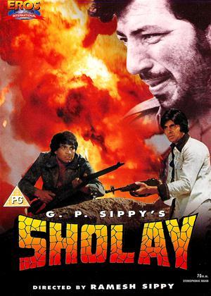 Rent Sholay Online DVD Rental