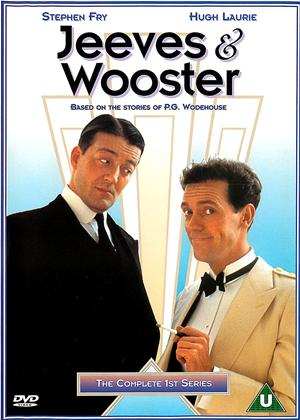 Rent Jeeves and Wooster: Series 1 Online DVD Rental