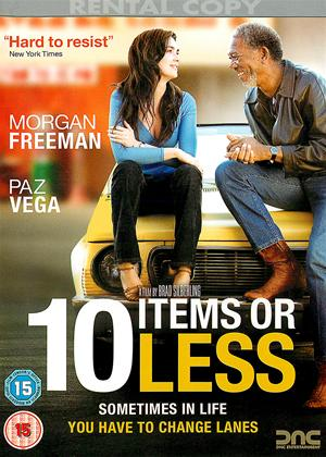10 Items or Less Online DVD Rental