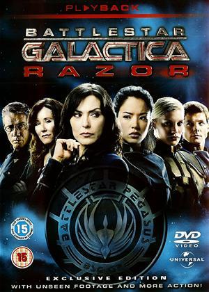 Rent Battlestar Galactica: Razor Online DVD Rental