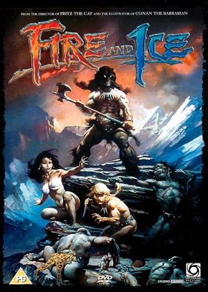Rent Fire and Ice Online DVD Rental
