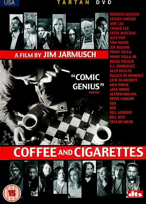 Rent Coffee and Cigarettes Online DVD Rental